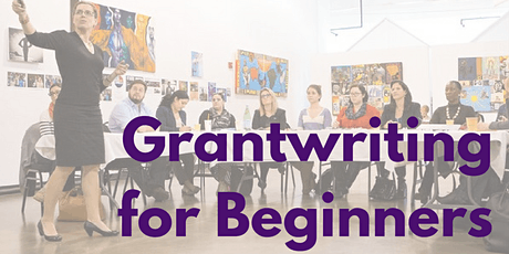 Grantwriting for Beginners Workshop tickets
