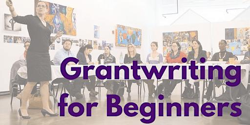 Grantwriting for Beginners