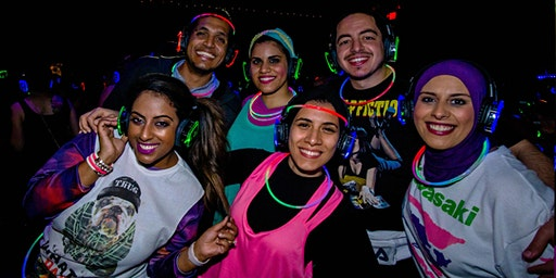 I Love The 80's/90's Silent Disco @The Belmont