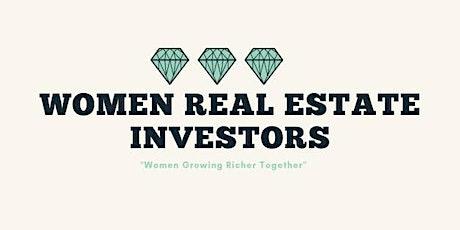 Women Real Estate Investor Meetup/Charity Fundraiser tickets