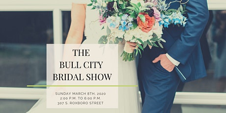The Bully City Bridal Show tickets