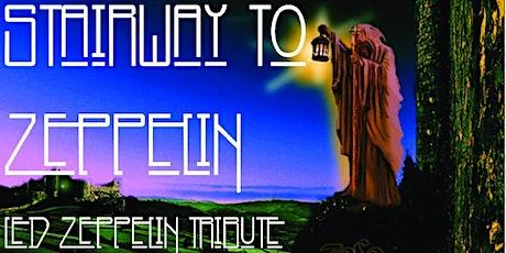 Led Zeppelin Tribute tickets