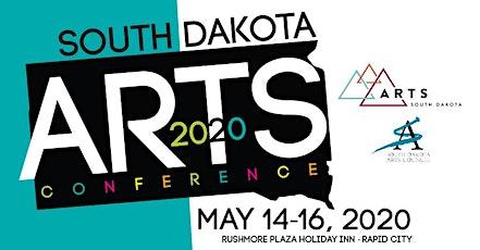 2020 South Dakota State Arts Conference tickets