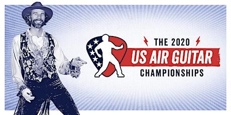 US Air Guitar - 2020 Championships - San Antonio, Texas tickets