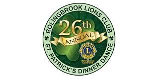 Bolingbrook Lions Club St. Patrick's Dinner Dance