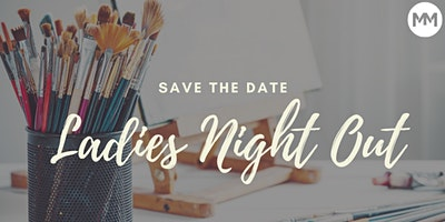 Tachelle Peters Host's Ladies Night Out