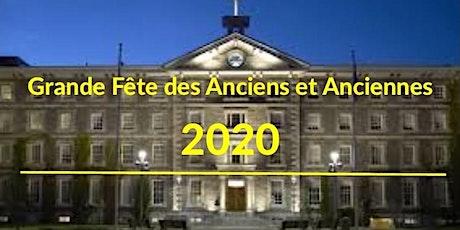 Grande Soirée des Anciens et des Anciennes du Collège de Montréal billets