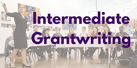 Intermediate Grantwriting Workshop tickets