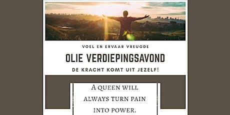Olieverdiepingsavond Eindhoven 22 april 2020 tickets
