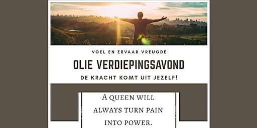 Olieverdiepingsavond Eindhoven 22 april 2020
