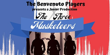 The Three Musketeers tickets