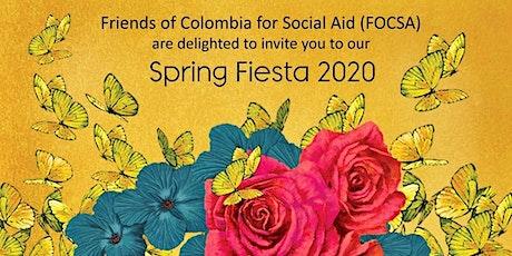 FOCSA Spring Fiesta 2020 tickets