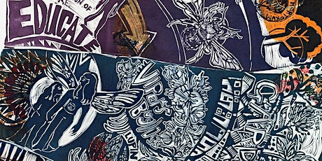 EVENING PRINTMAKING TASTER @ Inky Cuttlefish Studios tickets
