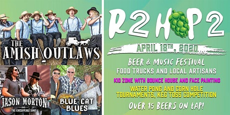 R2Hop2 Beer and Music Festival tickets