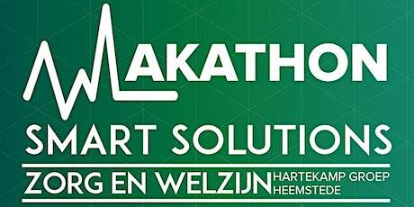 Makathon Smart Solutions voor Zorg en Welzijn editie 2020 tickets