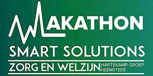 Makathon Smart Solutions voor Zorg en Welzijn editie 2020