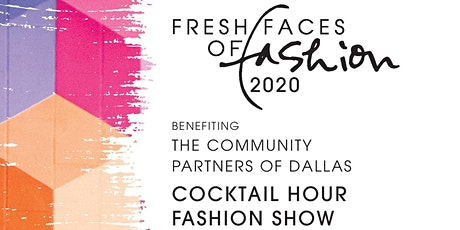 Fresh Faces of Fashion 2020 tickets