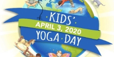 5th Annual International Kids Yoga Day tickets