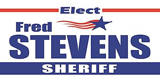 Elect Fred Stevens Sheriff Bourbon Tasting Fundraiser