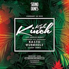 SOUND DUNES: Kyle Kinch tickets
