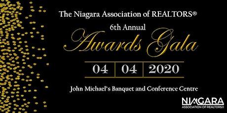 NAR Awards Gala 2020 tickets