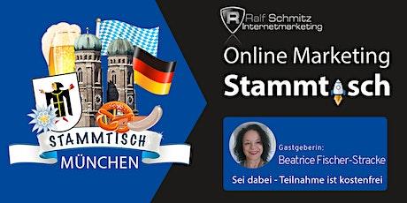 Onlinemarketing-Stammtisch München Tickets