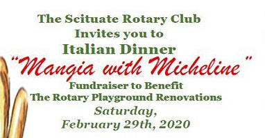 """A """"Mangia with Micheline"""" Italian Dinner"""