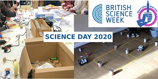 Bourne Valley Maker Club - Science Day 2020