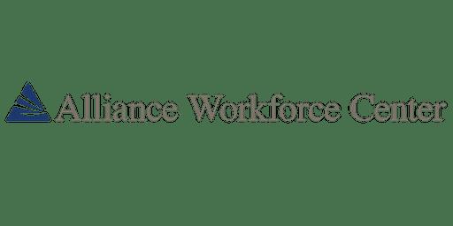 Alliance Workforce Center Partners Meeting