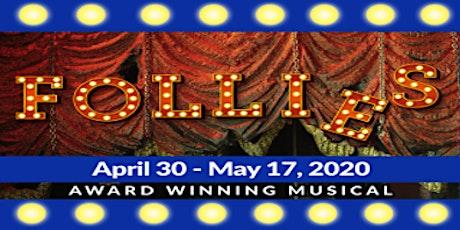 Follies The Musical -  Stephen Sondheim tickets