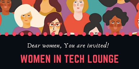 Women in Tech Lounge  - Discover Tectoria tickets