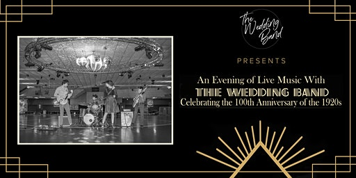 1920s Themed Costume Party With Live Music
