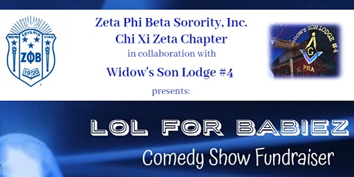 LOL for Babiez Comedy Show Fundraiser