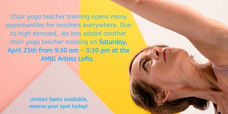 Strong Spirits Mindfulness & Movement Chair Yoga Teacher Training tickets