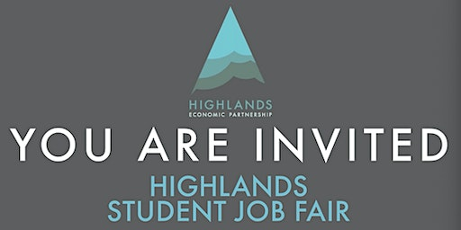 Highlands Student Job Fair