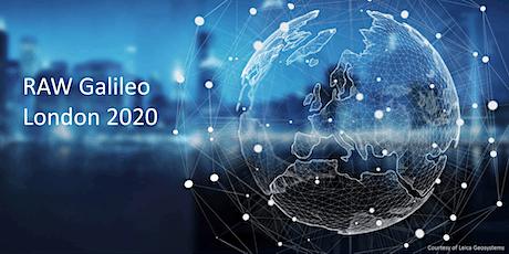 RAW Galileo London 2020 tickets
