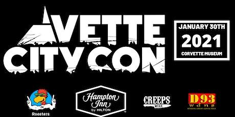 Vette City Con tickets