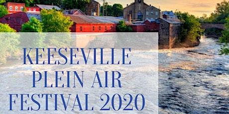 Keeseville Plein Air Festival 2020 tickets