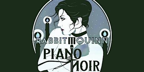 Rabbit Quinn Presents: Piano Noir at Amado's tickets