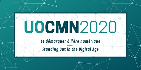 UOCMN2020 - Standing Out in the Digital Age tickets