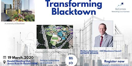 Transforming Blacktown