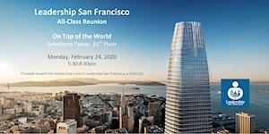 Leadership San Francisco All-Class Reunion
