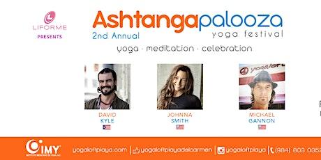 2nd Annual Ashtanga Palooza entradas