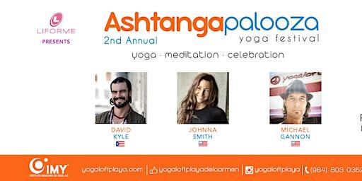 2nd Annual Ashtanga Palooza