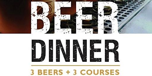 559 Beer Pairing Dinner