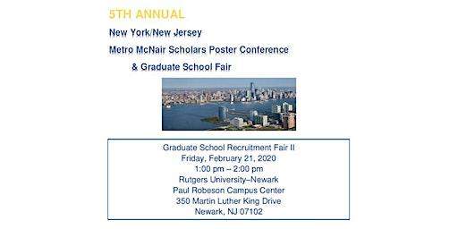 NY/NJ Metro McNair Graduate School Fair II