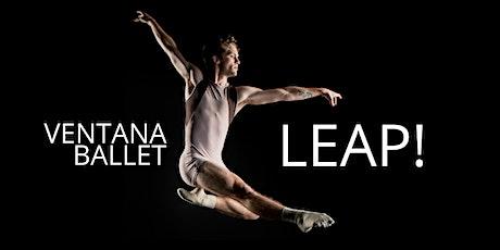 Ventana Ballet presents LEAP! tickets