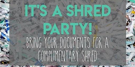 Post Tax Season Shred Party