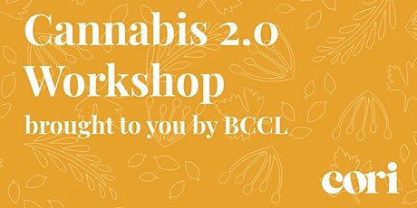Cannabis 2.0 Workshop tickets