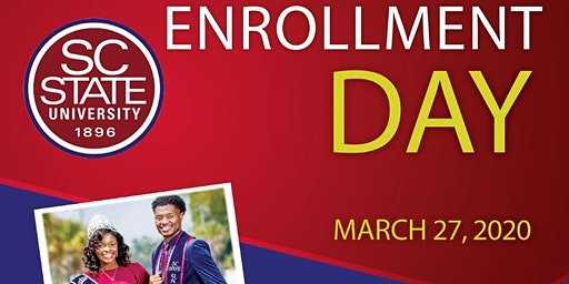 SC State University Enrollment Day